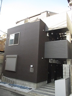 InitiumDomus渋谷本町